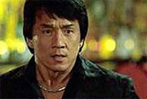 Jackie Chan injured while filming stunt