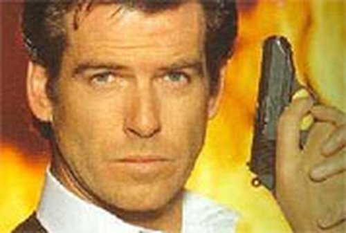Before Bond, Pierce Brosnan played Remington Steele