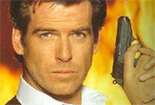 Before Bond, Pierce Brosnan played Remington Steele