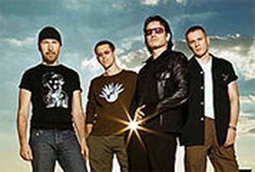 U2 - Claim award for International Hit of the Year