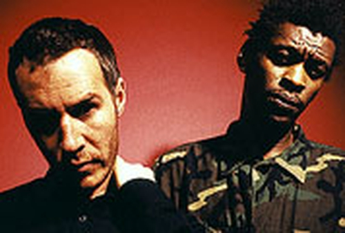 Massive Attack - For Punchestown in July