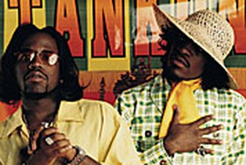 OutKast - Big Boi and Andre 3000 star in musical