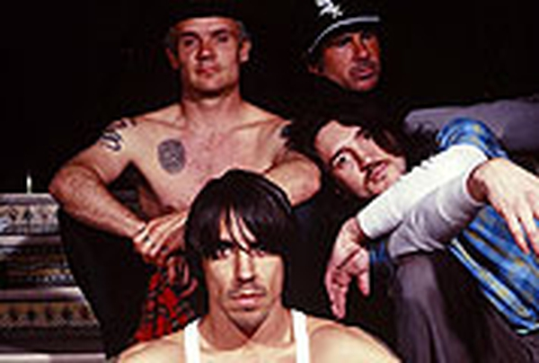 Red Hot Chili Peppers - Headlining OXEGEN 2006