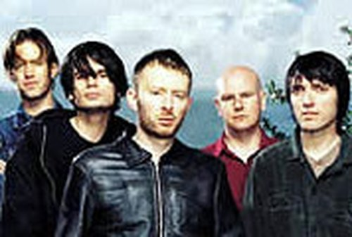 Radiohead: Album tops list