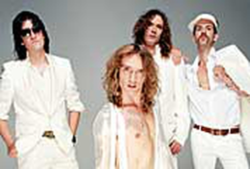 The Darkness - Songwriters of the Year