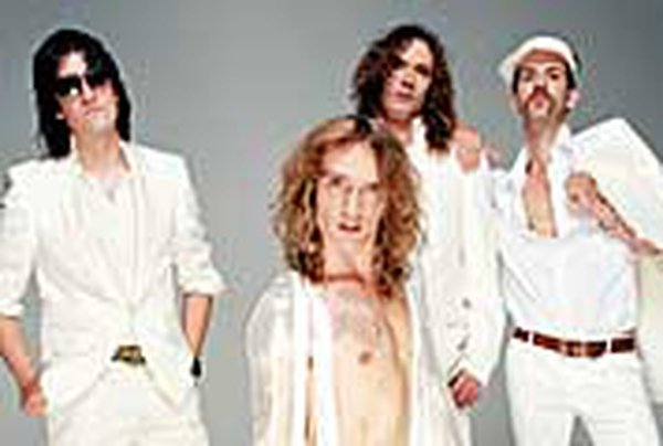 The Darkness - Best Live Band