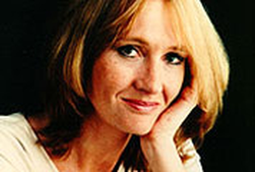 Rowling - Names new daughter