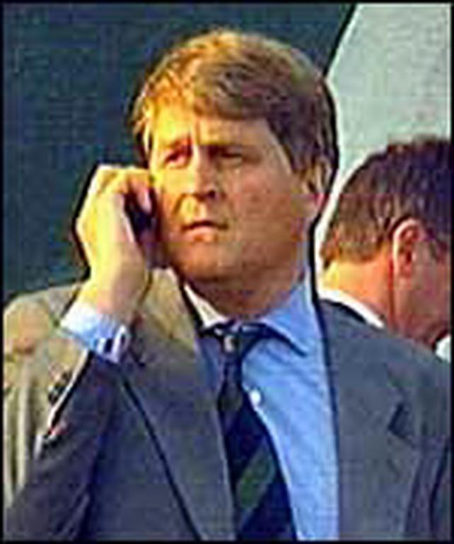 Denis O'Brien - Meteor bid now a two horse race