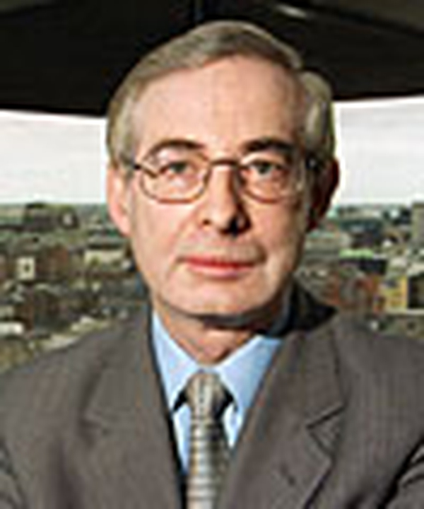 John Hurley - Central Bank publishes annual report