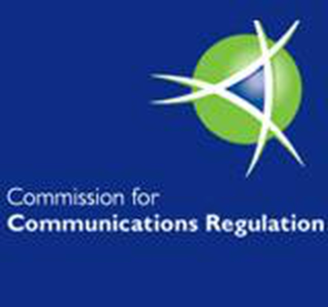 .ie - IEDR transferred to ComReg