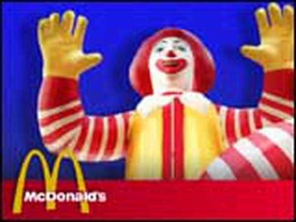McDonald's - Chairman dies of heart attack