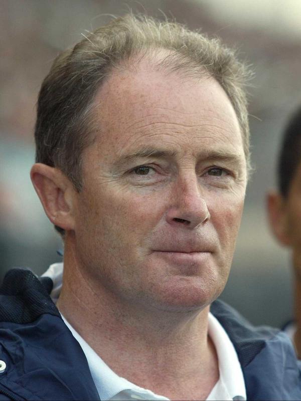 Republic of Ireland manager Brian Kerr
