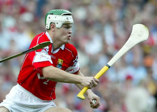 Joe Deane will be hoping to ease Cork into the SHC semi-finals