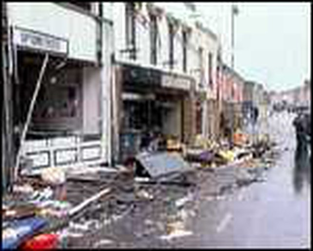 Omagh - Bomb attack left 29 dead