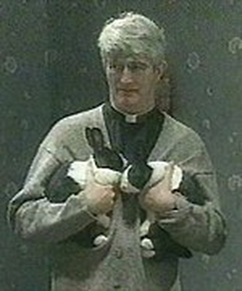 Dermot Morgan - Star of Father Ted