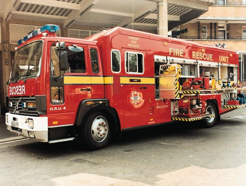 Fire Brigade - Every available unit called