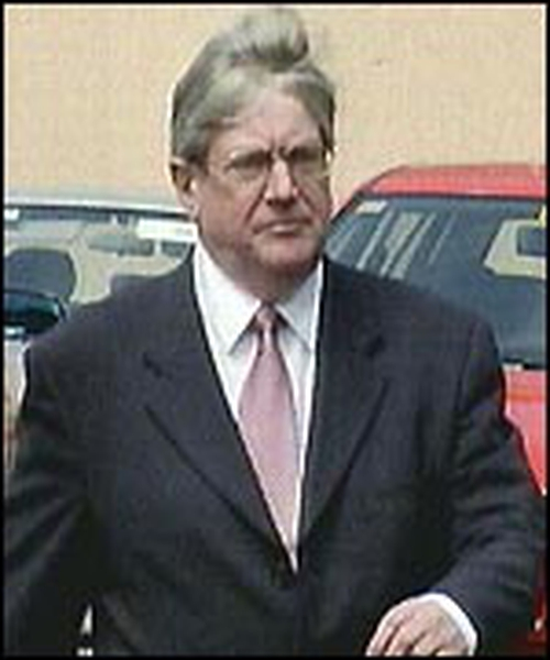 Ray Burke - Made false tax returns