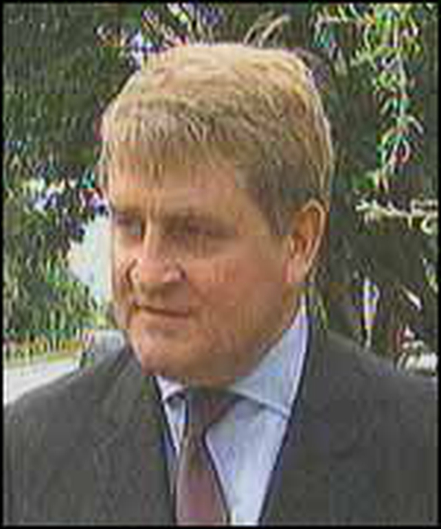 Denis O'Brien - Stepping down from Bank of Ireland