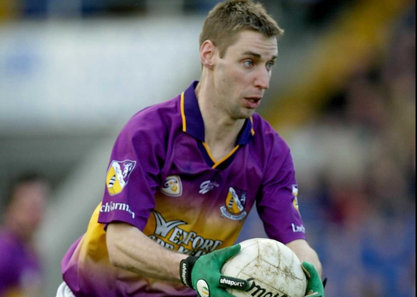 Matty Forde taking over as Wexford captain