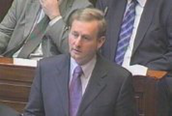 Enda Kenny - Campaign to keep Meath seat