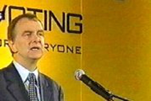 Martin Cullen - Facing calls for resignation