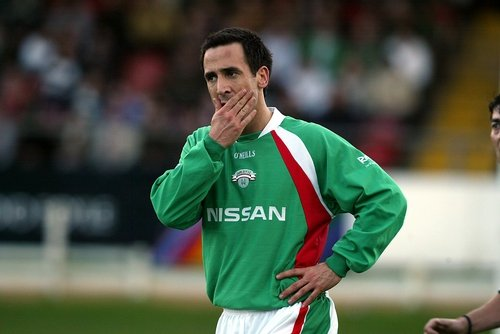 Neale Fenn will line out for Cork CIty tomorrow
