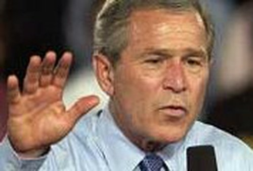 George W Bush - In contact with Paisley