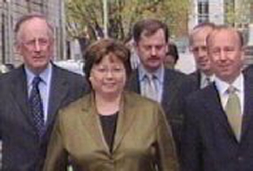 Mary Harney - Action Settled