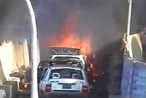 Baghdad bombing - Six killed