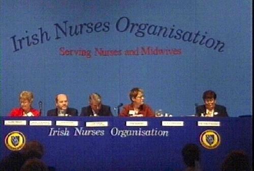 Irish Nurses Organisation - Annual conference
