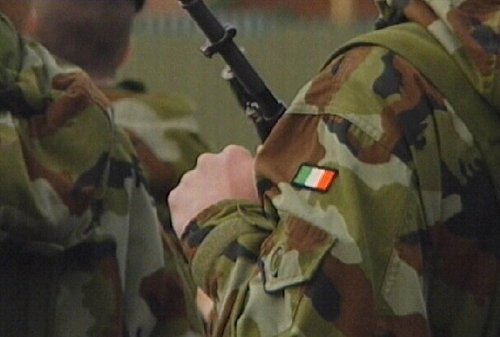 Irish UN forces - Misconduct charges