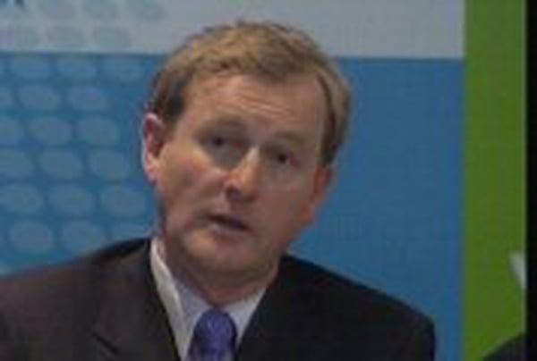 Enda Kenny - Targets 30 new seats