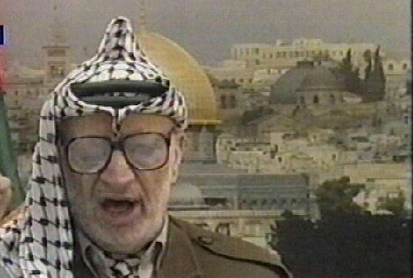 Yasser Arafat - Doctors sent to home