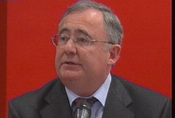 Pat Rabbitte - FF & PDs must be removed from government