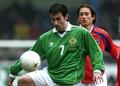 Gillespie set to sign for Glentoran