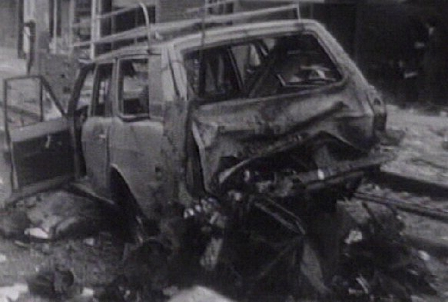 1974 bombings - 33 killed in Dublin & Monaghan