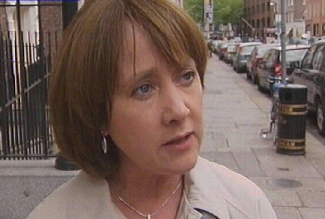 Patricia McKenna - Former MEP contested leadership