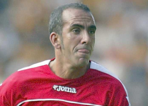 Paolo Di Canio scored the opener in last month's Rome derby