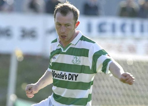 Trevor Molloy has left Shamrock Rovers after having his contract cancelled by mutual consent