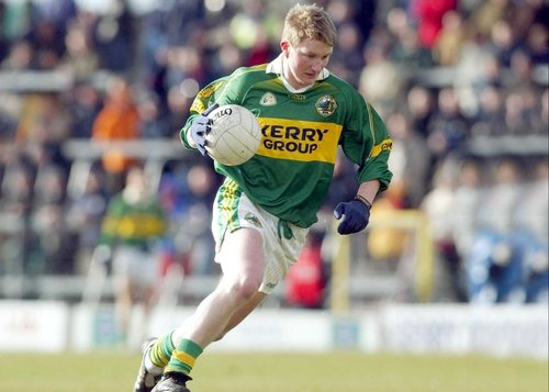 Mike Frank Russell was instrumental in Kerry's win over Cork today