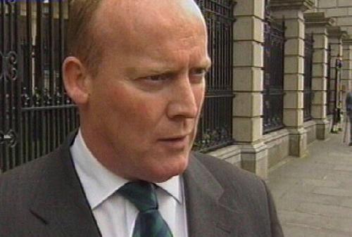 Conor Lenihan - Controversy over remarks