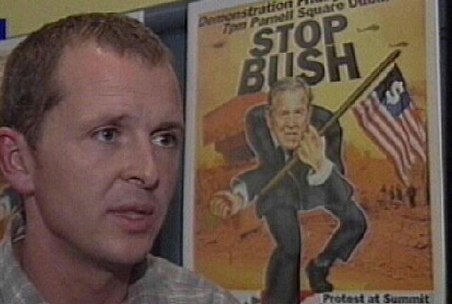 Richard Boyd Barrett - Anti-war movement spokesperson