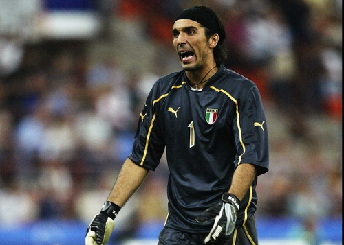 Gianluigi Buffon could be out of action for up to eight weeks