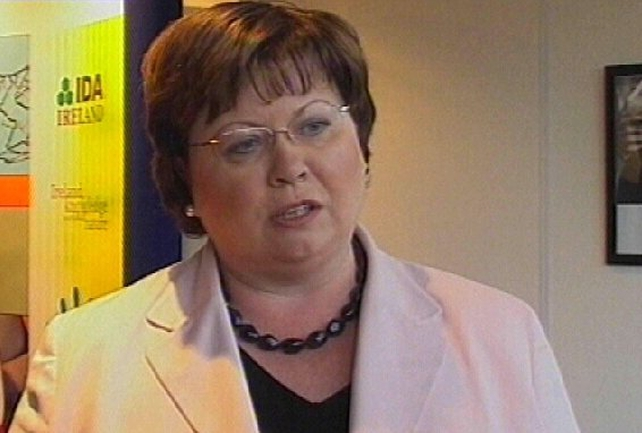 Mary Harney - Defends strategy timescale