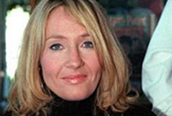 Rowling - In court to defend Potter