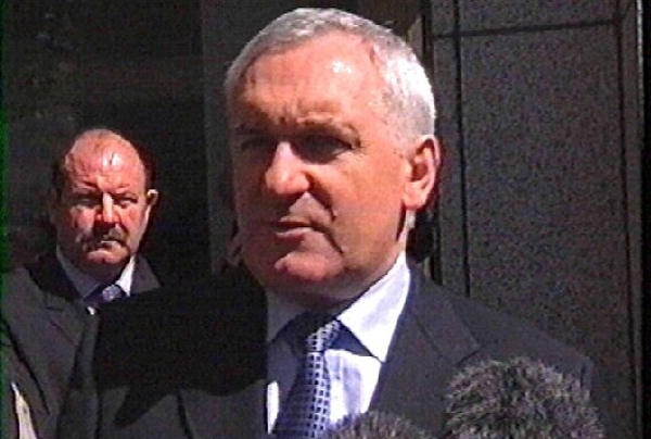 Bertie Ahern - High fees cannot continue