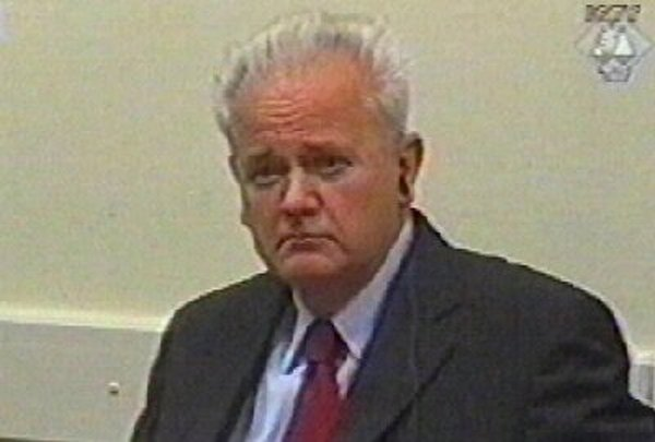 Slobodan Milosevic  - Family wants burial in Serbia