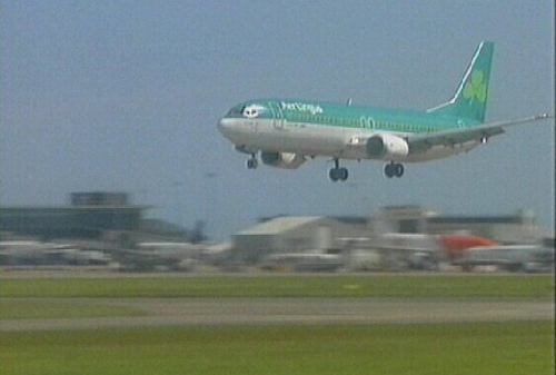 Aer Lingus - Flights to US delayed