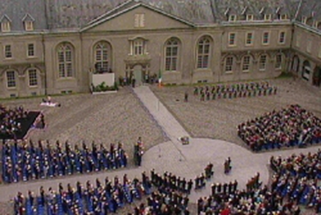 Kilmainham - National Day of Commemoration