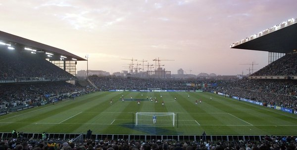 Lansdowne Road - Agreement reached